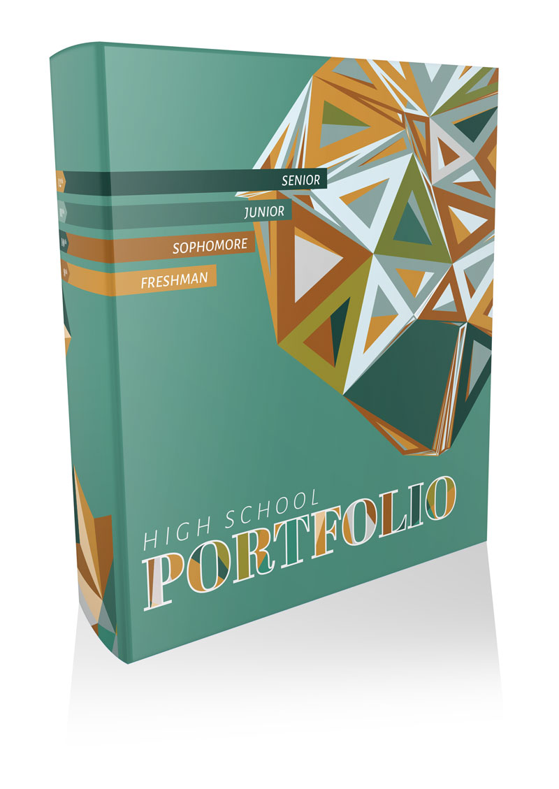 Four-year high school portfolio